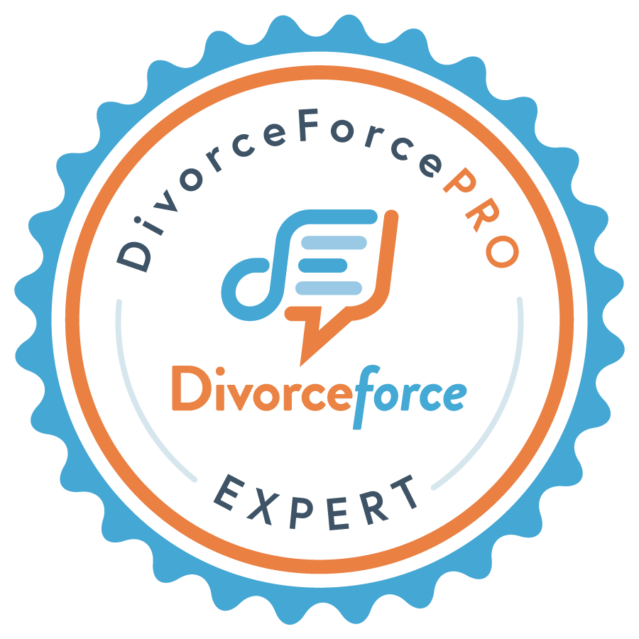 ProConnect badge DivorceForce